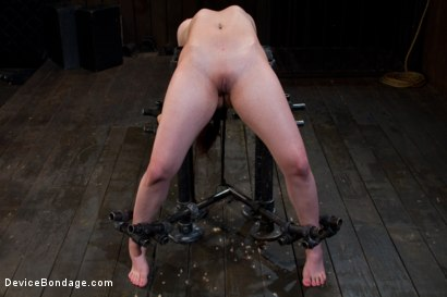 Photo number 6 from Back Bend Boob Punishment shot for Device Bondage on Kink.com. Featuring Iona Grace in hardcore BDSM & Fetish porn.