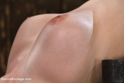 Photo number 4 from Back Bend Boob Punishment shot for Device Bondage on Kink.com. Featuring Iona Grace in hardcore BDSM & Fetish porn.