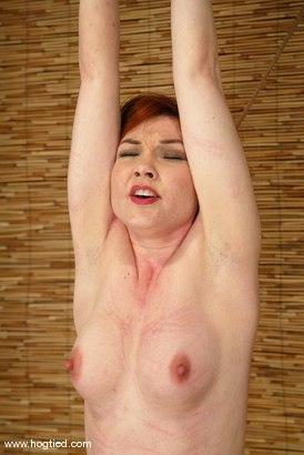 Photo number 6 from Babydoll shot for Hogtied on Kink.com. Featuring Babydoll in hardcore BDSM & Fetish porn.