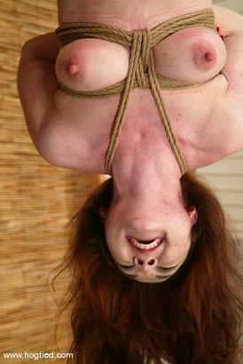 Photo number 14 from Babydoll shot for Hogtied on Kink.com. Featuring Babydoll in hardcore BDSM & Fetish porn.
