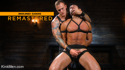 Seth Santoro: Muscle Submissive Suffers For Christian Wilde