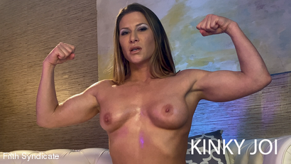 Kinky JOI: Worship Her Perfect Muscles