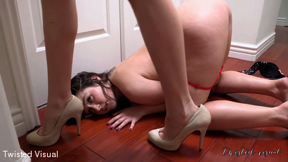 Dana Teaches Naughty Stepdaughter A Lesson