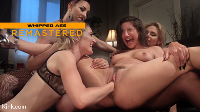 Abella Danger: Fisted, DP'd and Dominated by Wild Dyke Bar Lesbians!