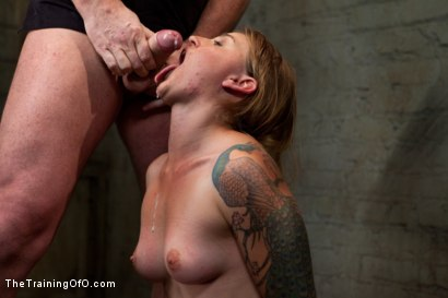 Photo number 14 from The Testing of Payton Bell shot for The Training Of O on Kink.com. Featuring Mark Davis and Payton Bell in hardcore BDSM & Fetish porn.