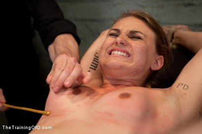 Photo number 10 from The Testing of Payton Bell shot for The Training Of O on Kink.com. Featuring Mark Davis and Payton Bell in hardcore BDSM & Fetish porn.