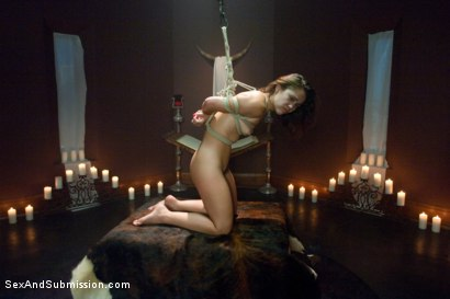 Photo number 10 from Vamp Episode 1: A Fall From Grace shot for Sex And Submission on Kink.com. Featuring James Deen, Kristina Rose, Mark Davis, Jessie Cox and Lorelei Lee in hardcore BDSM & Fetish porn.