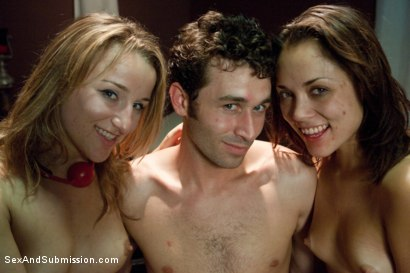 Photo number 15 from Vamp Episode 1: A Fall From Grace shot for Sex And Submission on Kink.com. Featuring James Deen, Kristina Rose, Mark Davis, Jessie Cox and Lorelei Lee in hardcore BDSM & Fetish porn.