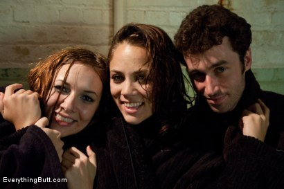 Photo number 15 from Ass to Ass shot for Everything Butt on Kink.com. Featuring James Deen, Kristina Rose and Ashli  Orion in hardcore BDSM & Fetish porn.
