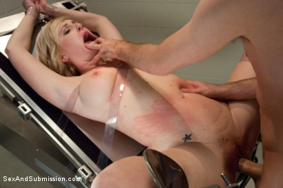 Photo number 8 from No Escape shot for Sex And Submission on Kink.com. Featuring James Deen and Devon Taylor in hardcore BDSM & Fetish porn.