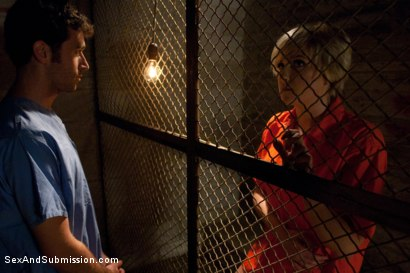 Photo number 1 from No Escape shot for Sex And Submission on Kink.com. Featuring James Deen and Devon Taylor in hardcore BDSM & Fetish porn.