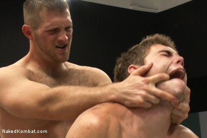 Photo number 10 from Paul Wagner vs Hayden Russo shot for Naked Kombat on Kink.com. Featuring Paul Wagner and Hayden Russo in hardcore BDSM & Fetish porn.