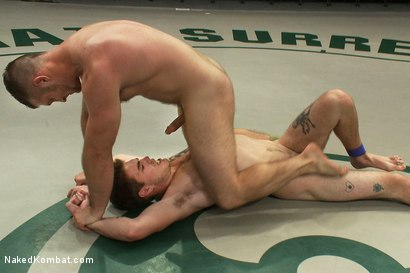 Photo number 7 from Paul Wagner vs Hayden Russo shot for Naked Kombat on Kink.com. Featuring Paul Wagner and Hayden Russo in hardcore BDSM & Fetish porn.
