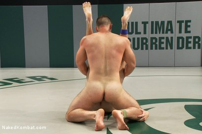 Photo number 13 from Paul Wagner vs Hayden Russo shot for Naked Kombat on Kink.com. Featuring Paul Wagner and Hayden Russo in hardcore BDSM & Fetish porn.