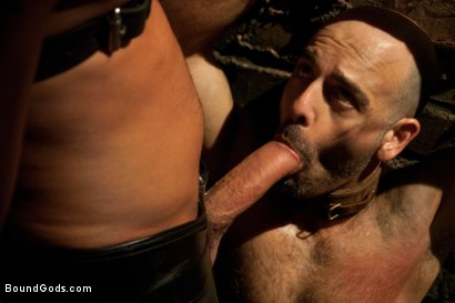 Photo number 2 from Cock Worship shot for boundgods on Kink.com. Featuring CJ Madison and Adam Russo in hardcore BDSM & Fetish porn.