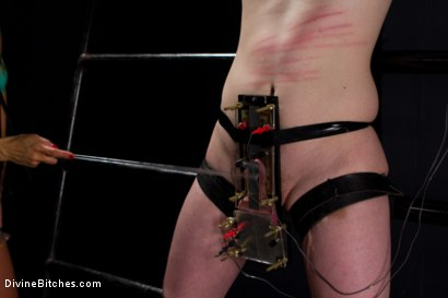 Photo number 9 from Evil Ruined Orgasm: Episode 3 shot for Divine Bitches on Kink.com. Featuring Ashley Fires and Zak Tyler in hardcore BDSM & Fetish porn.