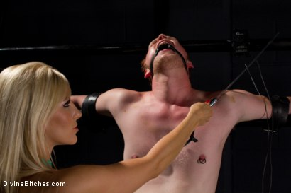 Photo number 11 from Evil Ruined Orgasm: Episode 3 shot for Divine Bitches on Kink.com. Featuring Ashley Fires and Zak Tyler in hardcore BDSM & Fetish porn.