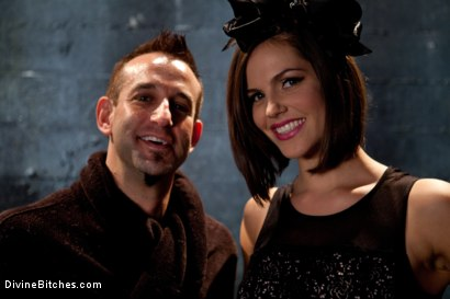 "Photo number 1 from Educating A Bitchboy: Episode 4  <br> ""Last Chance"" shot for Divine Bitches on Kink.com. Featuring Jason Miller and Bobbi Starr in hardcore BDSM & Fetish porn."