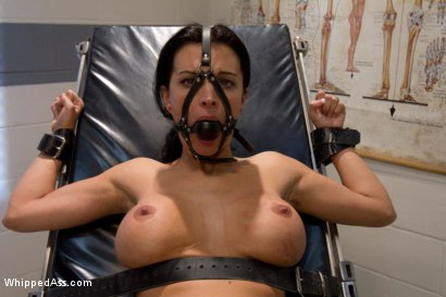 Photo number 6 from Revenge on the Kinky Nurse shot for Whipped Ass on Kink.com. Featuring Nika Noire and Bailey Brooks in hardcore BDSM & Fetish porn.
