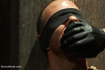 Photo number 3 from Dom in Training - Drew shot for Bound Gods on Kink.com. Featuring Drew Cutler, Van Darkholme and Gianni Luca in hardcore BDSM & Fetish porn.