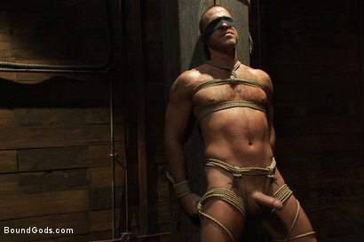 Photo number 1 from Dom in Training - Drew shot for Bound Gods on Kink.com. Featuring Drew Cutler, Van Darkholme and Gianni Luca in hardcore BDSM & Fetish porn.