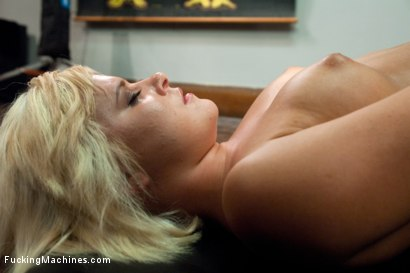 Photo number 10 from Punishment in the USA shot for Fucking Machines on Kink.com. Featuring Kelly Surfer in hardcore BDSM & Fetish porn.