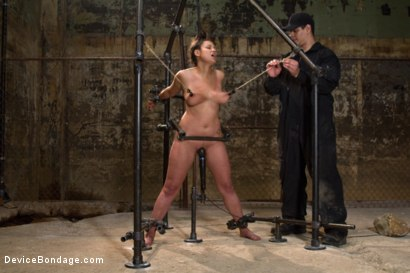 Photo number 12 from Covered in Drool and Can't Stop Cumming shot for Device Bondage on Kink.com. Featuring Dana Vixen in hardcore BDSM & Fetish porn.