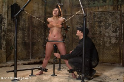 Photo number 13 from Covered in Drool and Can't Stop Cumming shot for Device Bondage on Kink.com. Featuring Dana Vixen in hardcore BDSM & Fetish porn.