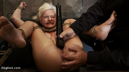 Photo number 7 from Fresh girl from Down Under suffers some hard foot caning <br>One brutal squirting orgasm after anoth shot for Hogtied on Kink.com. Featuring Kelly Surfer in hardcore BDSM & Fetish porn.