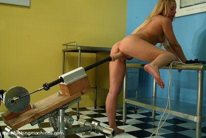 Photo number 4 from Lainey shot for Fucking Machines on Kink.com. Featuring Lainey in hardcore BDSM & Fetish porn.