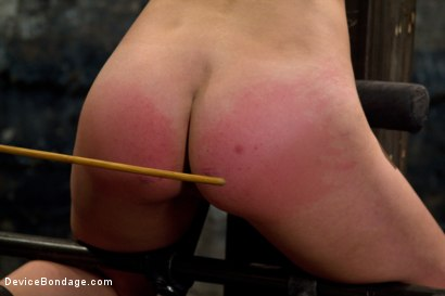 Photo number 7 from The Stuff Dreams Are Made Of shot for Device Bondage on Kink.com. Featuring Chloe Camilla in hardcore BDSM & Fetish porn.