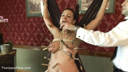 Photo number 1 from Freshmeat Monday on The Upper Floor with Dana Vixen shot for The Upper Floor on Kink.com. Featuring Dana Vixen and Cherry Torn in hardcore BDSM & Fetish porn.