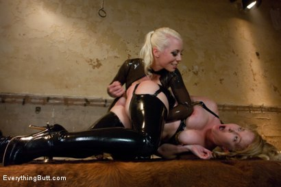 Photo number 4 from Sasha's Anal Submission shot for Everything Butt on Kink.com. Featuring Anthony Rosano, Sasha Knox and Lorelei Lee in hardcore BDSM & Fetish porn.