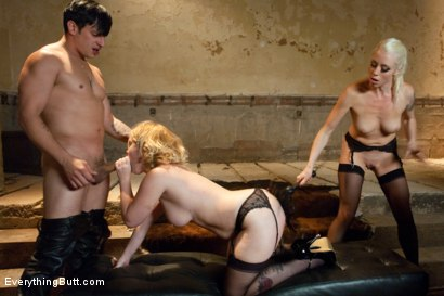 Photo number 6 from Sasha's Anal Submission shot for Everything Butt on Kink.com. Featuring Anthony Rosano, Sasha Knox and Lorelei Lee in hardcore BDSM & Fetish porn.