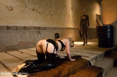 Photo number 1 from Sasha's Anal Submission shot for Everything Butt on Kink.com. Featuring Anthony Rosano, Sasha Knox and Lorelei Lee in hardcore BDSM & Fetish porn.