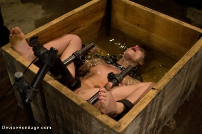 Photo number 12 from Dirty, Dirty Whore shot for Device Bondage on Kink.com. Featuring Jessie Cox in hardcore BDSM & Fetish porn.
