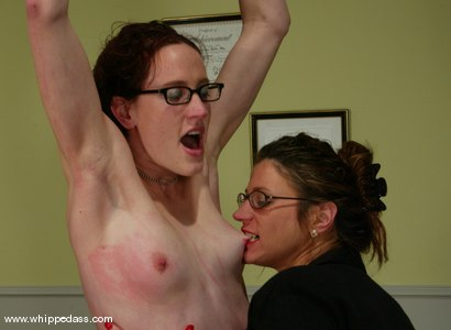 Photo number 9 from Nina and Kym Wilde shot for Whipped Ass on Kink.com. Featuring Nina and Kym Wilde in hardcore BDSM & Fetish porn.