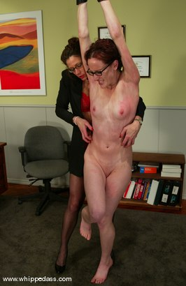 Photo number 8 from Nina and Kym Wilde shot for Whipped Ass on Kink.com. Featuring Nina and Kym Wilde in hardcore BDSM & Fetish porn.