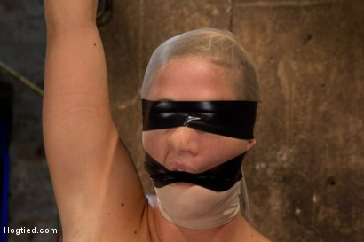 Photo number 2 from Very intense SM scene with hot blond.<br>Pushed to the edge of sanity and back.<br>Brutal Orgasms shot for Hogtied on Kink.com. Featuring Holly Heart in hardcore BDSM & Fetish porn.