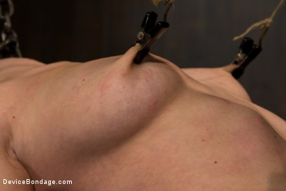 Photo number 12 from The sweet taste of stress.  shot for Device Bondage on Kink.com. Featuring Cherry Torn in hardcore BDSM & Fetish porn.