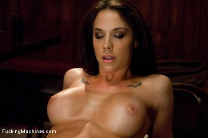 Photo number 16 from The Starlet of The Year Fucks Machines in a Cowboy Bar shot for Fucking Machines on Kink.com. Featuring Chanel Preston in hardcore BDSM & Fetish porn.