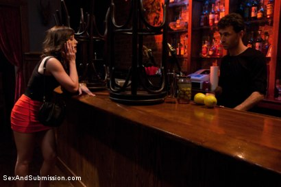 Photo number 1 from Looking for Trouble shot for Sex And Submission on Kink.com. Featuring James Deen and Jennifer White in hardcore BDSM & Fetish porn.