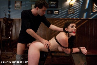Photo number 11 from Looking for Trouble shot for Sex And Submission on Kink.com. Featuring James Deen and Jennifer White in hardcore BDSM & Fetish porn.