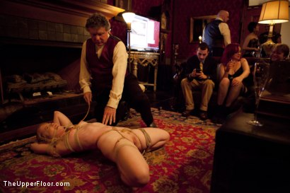 Photo number 8 from Art and Sex 3! shot for The Upper Floor on Kink.com. Featuring Iona Grace in hardcore BDSM & Fetish porn.