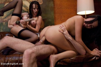Photo number 13 from Fresh Meat for the Warden shot for Everything Butt on Kink.com. Featuring James Deen, Dana DeArmond and Danica Dillon in hardcore BDSM & Fetish porn.