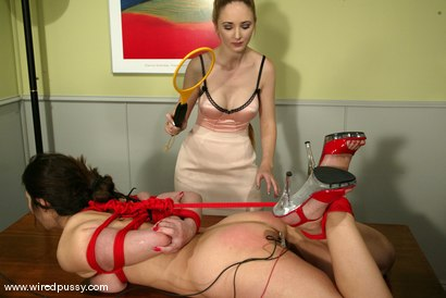 Photo number 10 from Cassandra shot for Wired Pussy on Kink.com. Featuring Cassandra in hardcore BDSM & Fetish porn.