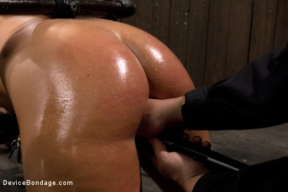 Photo number 9 from Sweet Ass, Tough Caning shot for Device Bondage on Kink.com. Featuring Kait Snow in hardcore BDSM & Fetish porn.