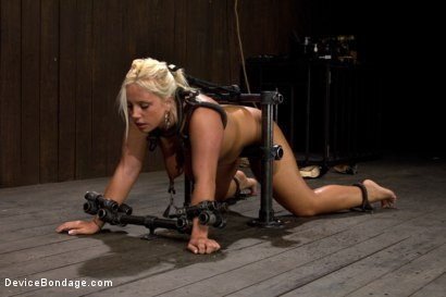 Photo number 13 from Sweet Ass, Tough Caning shot for Device Bondage on Kink.com. Featuring Kait Snow in hardcore BDSM & Fetish porn.