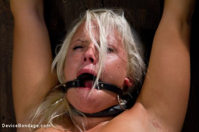 Photo number 13 from Stress is a Killer shot for Device Bondage on Kink.com. Featuring Kait Snow in hardcore BDSM & Fetish porn.