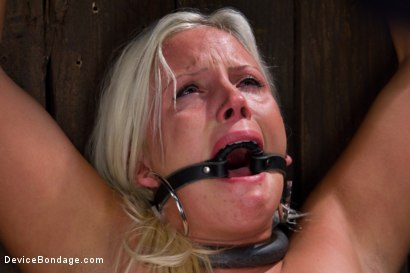 Photo number 7 from Stress is a Killer shot for Device Bondage on Kink.com. Featuring Kait Snow in hardcore BDSM & Fetish porn.